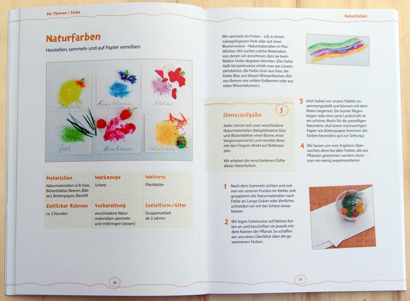 mirja-wellmann - Buch: Malen, Basteln und Gestalten mit allen Sinnen